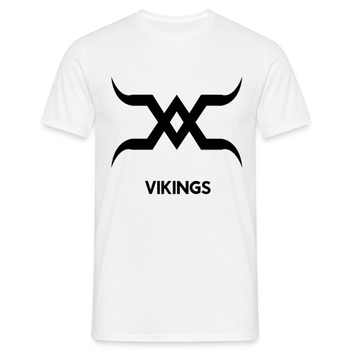 T-shirt Vikings - redstarent.com - T-shirt Homme