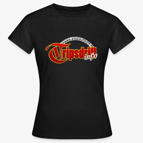 Lady Fan-Shirt - Frauen T-Shirt