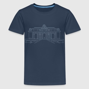 Grand Central Station NewYork Shirts - Teenage Premium T-Shirt