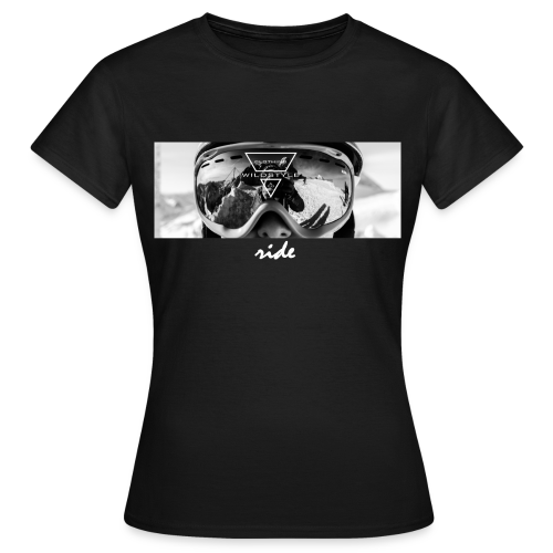 RIDE B Shirt Girl - Frauen T-Shirt