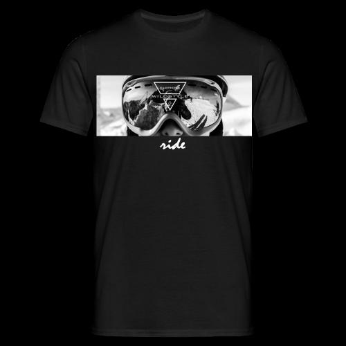 RIDE B Shirt - Männer T-Shirt