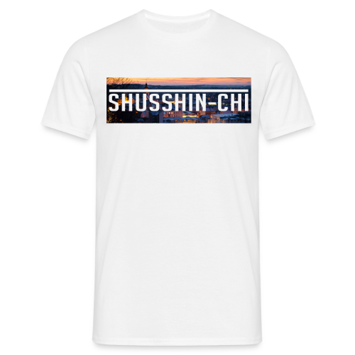 Shusshin-Chi W Shirt - Männer T-Shirt