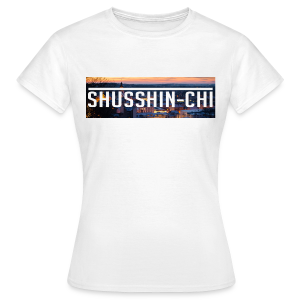 Shusshin-Chi W Shirt Girl - Frauen T-Shirt