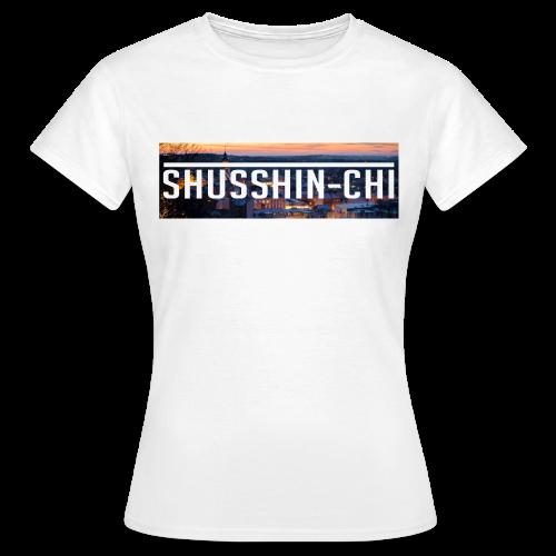 Shusshin-Chi W Shirt Girl - Frauen T-Shirt