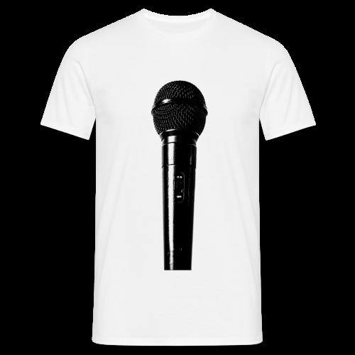 Mic3 Frontpiece W Shirt - Männer T-Shirt