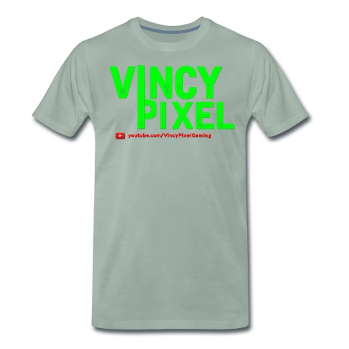 Maglia + link ''VincyPixel'' - Maglietta Premium da uomo