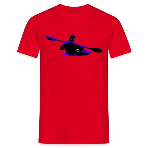 FunBoot Silhouette - Männer T-Shirt