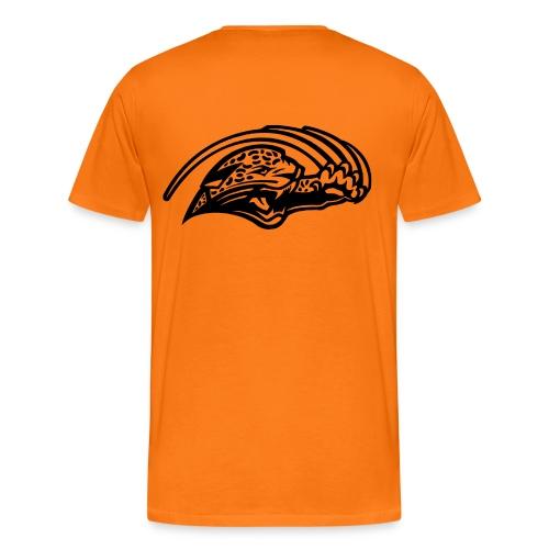 T-shirt orange Jaguars - T-shirt Premium Homme