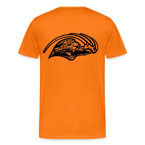 T-shirt orange Jaguars - T-shirt Premium Homme
