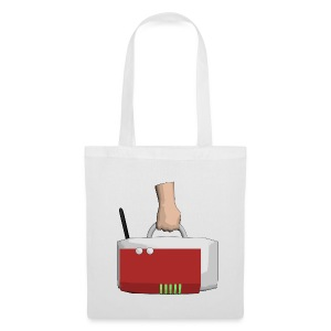 App-Logo Tasche - Stoffbeutel