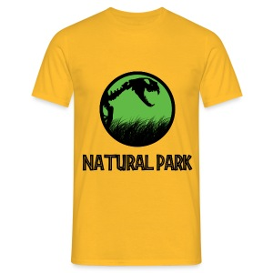 Personnel Natural Park - T-shirt Homme