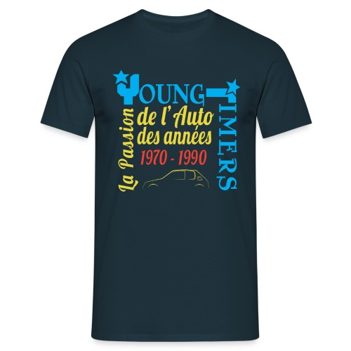 Youngtimers - T-shirt Homme