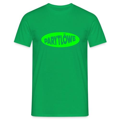 Partylöwe - Männer T-Shirt