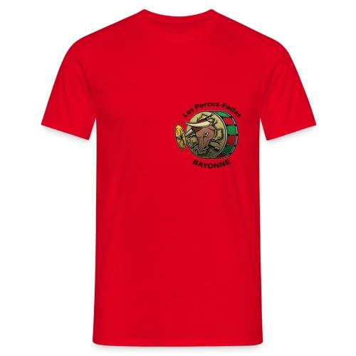 Les Percus-Fadas - T-shirt Homme