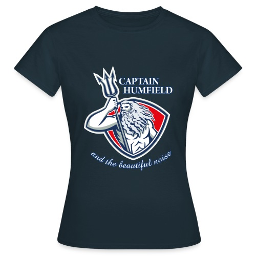 Captain Humfield Superfan T-Shirt Frauen - Frauen T-Shirt