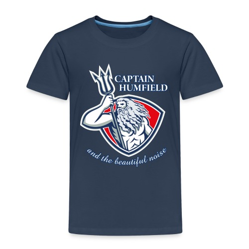 Captain Humfield Superfan T-Shirt Kinder - Kinder Premium T-Shirt