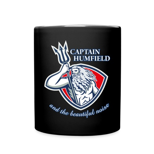 Captain Humfield Kaffeebecher - Tasse einfarbig