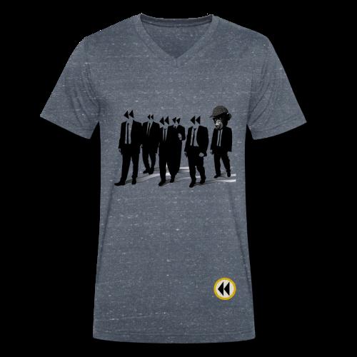 Monkey Business (V-Neck) - Männer Bio-T-Shirt mit V-Ausschnitt von Stanley & Stella