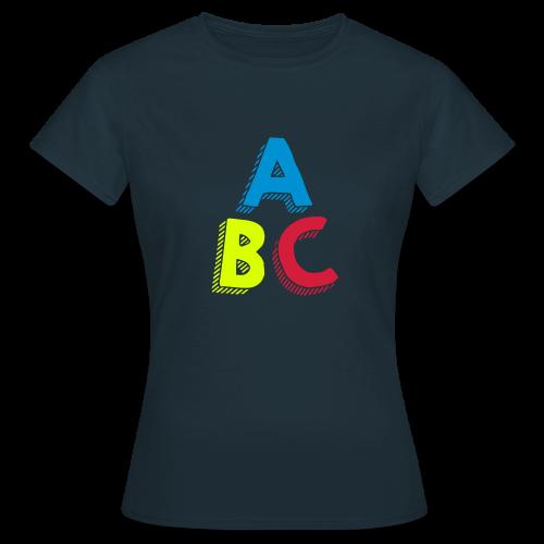 ABC (WOMEN) - T-shirt Femme