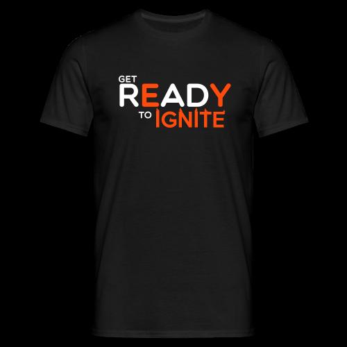 Get Ready (MEN) - T-shirt Homme
