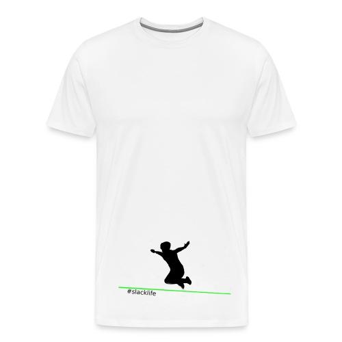 Slacklife Shirt - Männer Premium T-Shirt