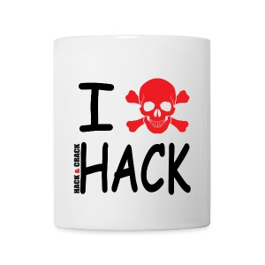 Mug I Love Hack - Tasse