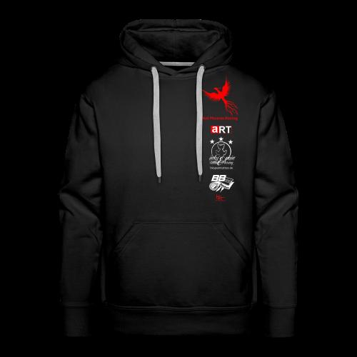 Red Phoenix Racing Team Shirt Kapuze - Männer Premium Hoodie