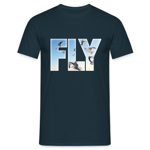 FLY 2 T-Shirts - Männer T-Shirt