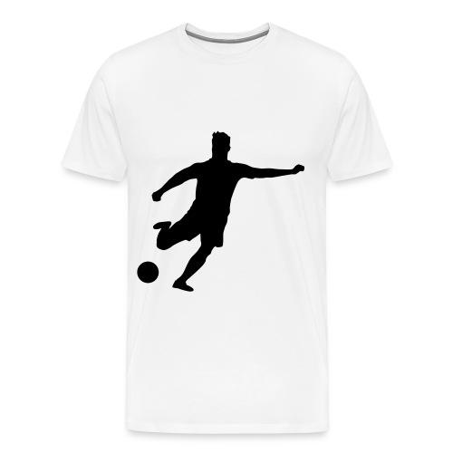 Einfach mal schießen! - Männer Premium T-Shirt