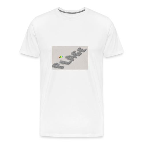 T-shirt sous les pavés la plage - T-shirt Premium Homme