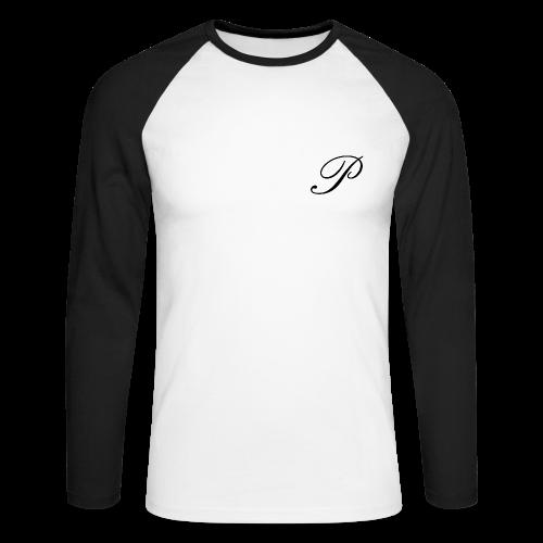 Prestige Top - Men's Long Sleeve Baseball T-Shirt