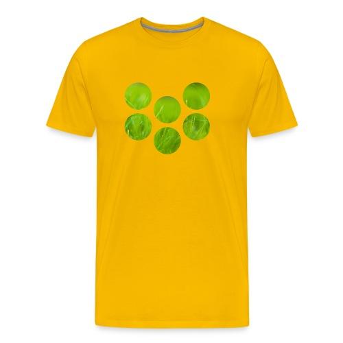 gras v1 - Men's Premium T-Shirt