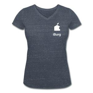 Vrouwen T-shirt met V-hals - Vrouwen bio T-shirt met V-hals van Stanley & Stella