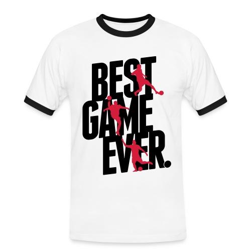 T-shirt Homme Hockey B.G.E - T-shirt contrasté Homme