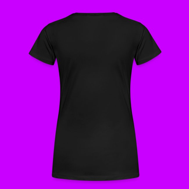 WOMAN'S BLACK T-SHIRT