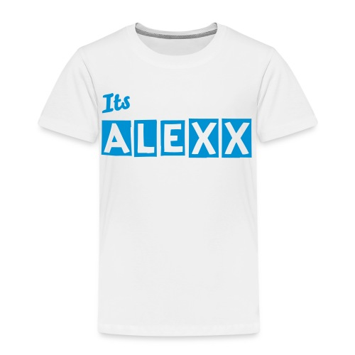ItsAlexx T-Shirt Design 1 - Kids' Premium T-Shirt