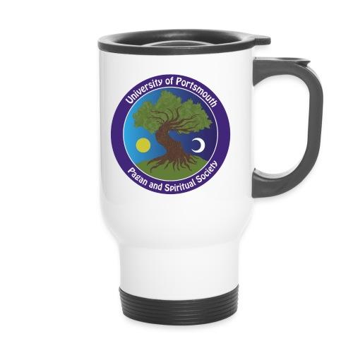 UPSU Custom Text Travel Mug - Travel Mug