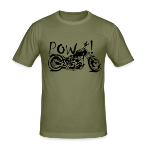 Chopper Power - Tee shirt près du corps Homme