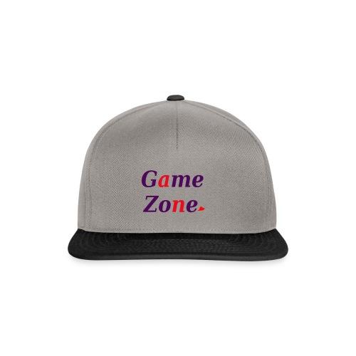 GameZone - Snapback Cap