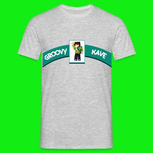 Groovykave Minecraft Shirt - Männer T-Shirt