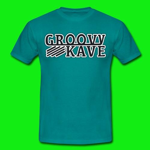 Grooviges Shirt - Männer T-Shirt
