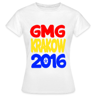 T-Shirts ~ Women's T-Shirt ~ GMG 2016
