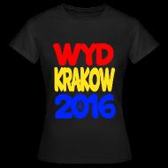 T-Shirts ~ Women's T-Shirt ~ WYD 2016