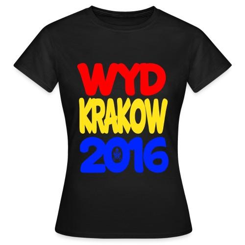 WYD 2016 - Women's T-Shirt