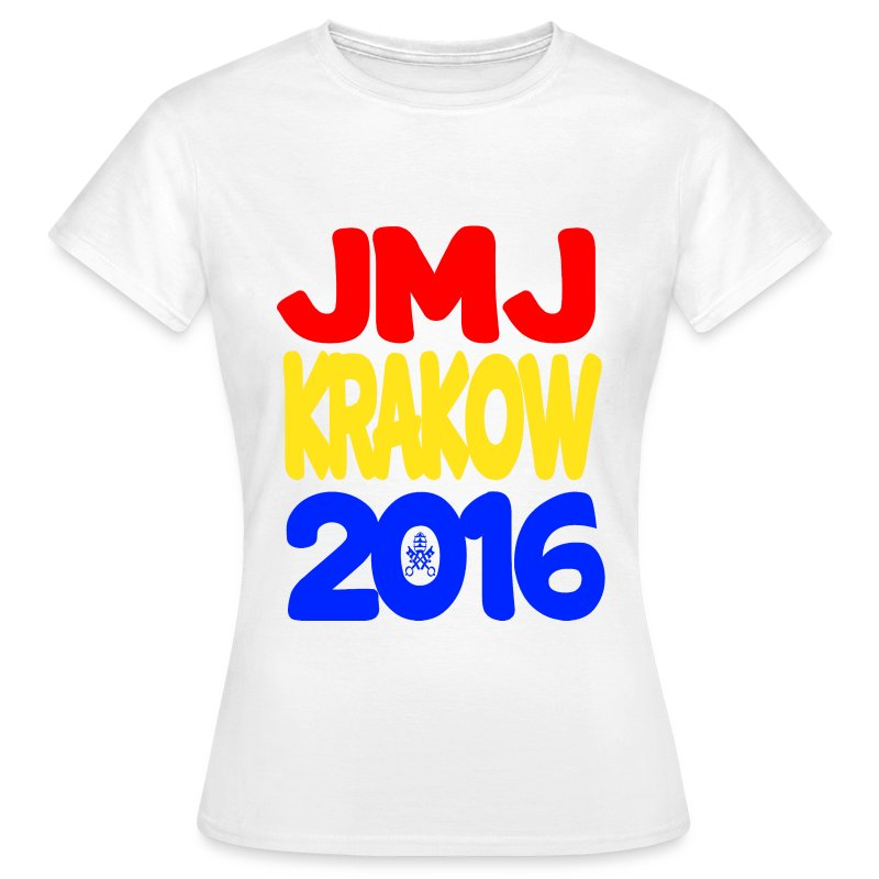 JMJ 2016 - Women's T-Shirt