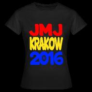 T-Shirts ~ Women's T-Shirt ~ JMJ 2016