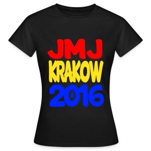 JMJ 2016 - Women's T-Shirt