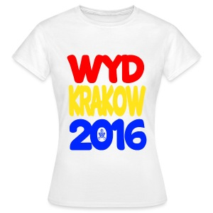 WYD 2016 - Women's T-Shirt