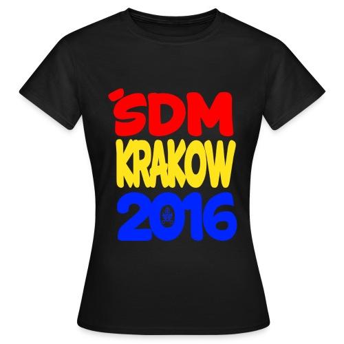 SDM 2016 - Women's T-Shirt