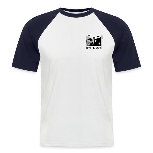 KH-Con-Shirt - Männer Baseball-T-Shirt